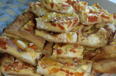 Tomatipirukas Feta juustuga