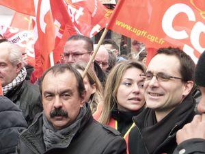 Préavis de grève pour les libertés syndicales