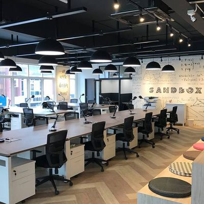 The Hottest Trend among Entrepreneurs - Shared Office Space