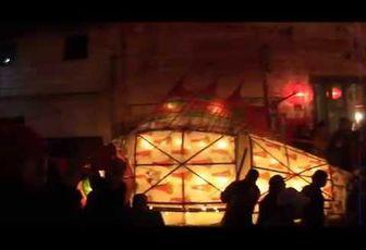 Festival des poissons-lanternes en Chine, Anhui (nouvel an