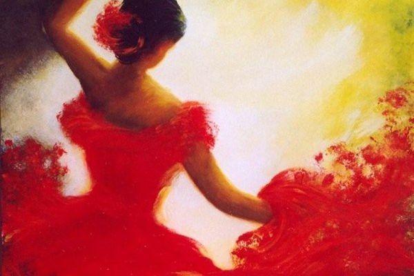Elle danse...