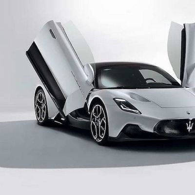 Maserati MC20: c'est elle !