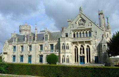 Les Youssoupov en Bretagne - Keriolet - 1ère partie