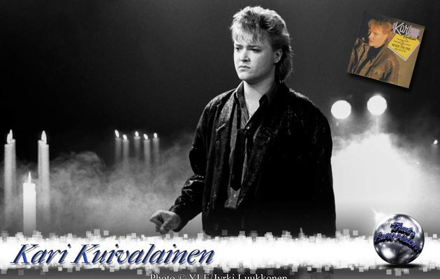 Kari Kuivalainen - Never the End (Finland 1986)