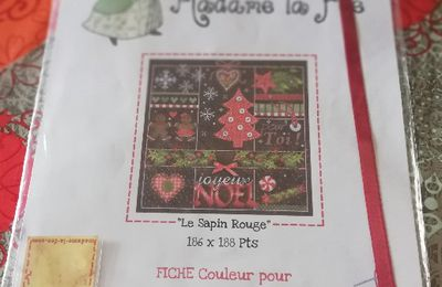 *Le Sapin rouge *
