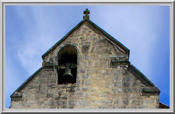 Diaporama église fortifiée de Mesnac