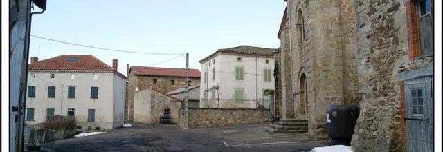 Les villages de Haute-Loire:Champagnac le vieux