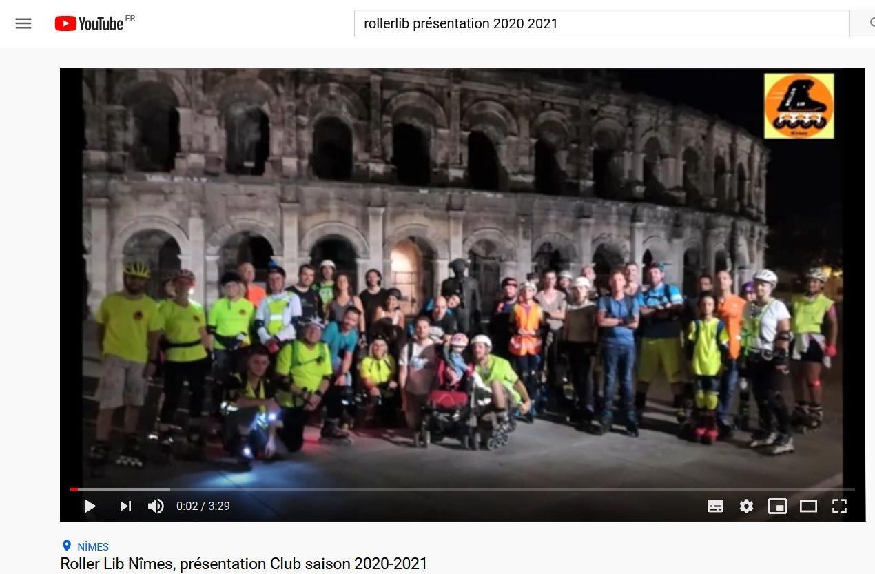 Roller Lib, club, Nîmes, sport, cours, essai, gratuit, inscription,