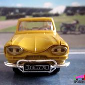CITROEN AMI 6 BREAK 1965 NOREV 1/43 - car-collector.net
