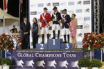 ROLF-GORAN BENGTSSON WIN THE GLOBAL CHAMPIONS TOUR IN MONACO-PHOTOS