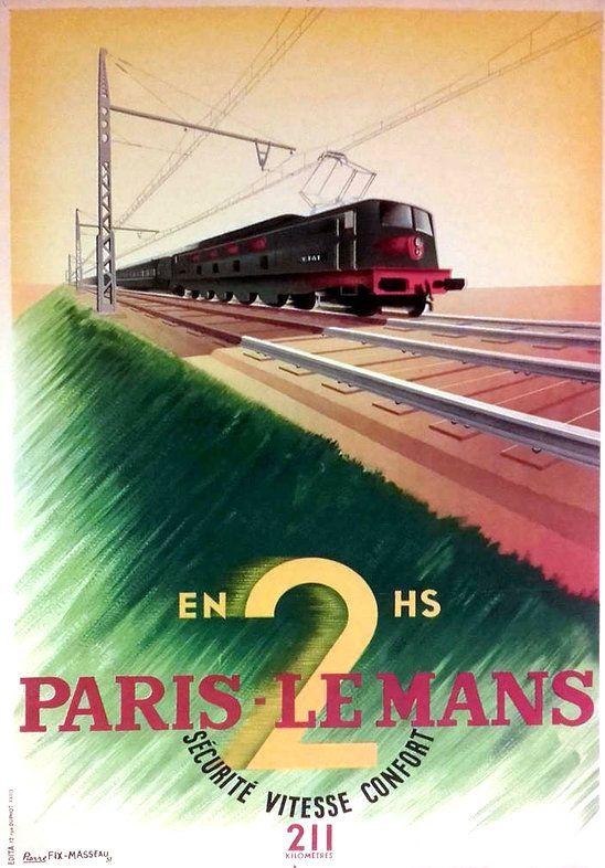 PUBLICITES : LES  GRANDS  NOMS  DE  L'AFFICHE...   Pierre  FIX MASSEAU.