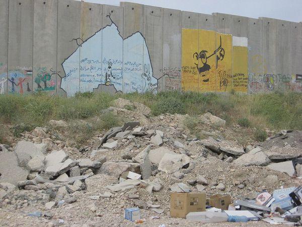 Banksy et la Palestine