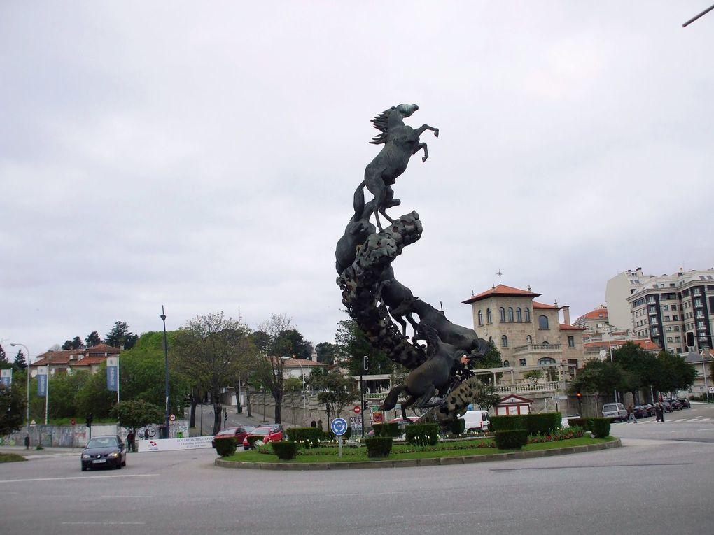 Miñas fotos da cidade de Vigo