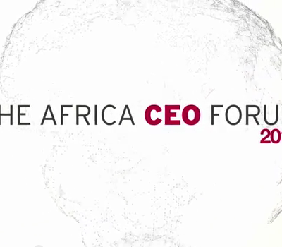 THE AFRICA CEO FORUM 2015