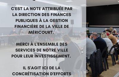 Méricourt : retour sur le Conseil municipal du 30 septembre