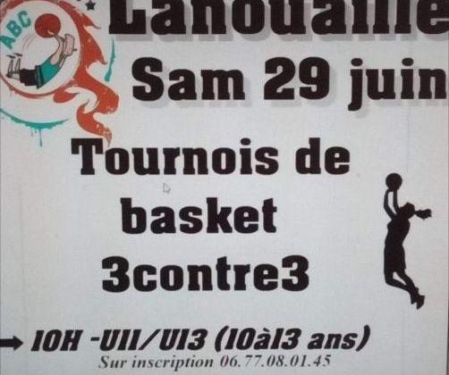 Avec l'Auvézère Basket Club