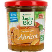 RAPPEL DE PRODUITS/Confiture Extra abricot - Jardin Bio