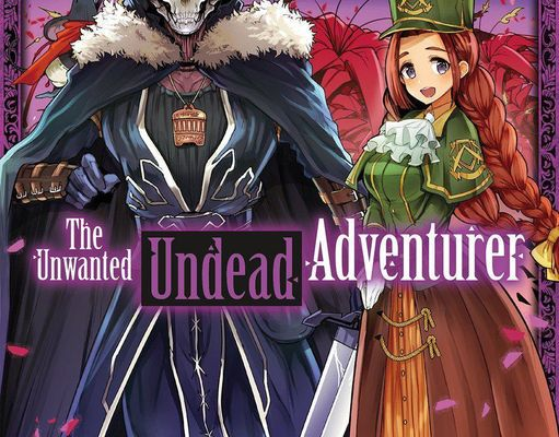 The Unwanted Undead Adventurer - Tome 4
