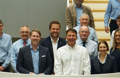 Oyster Yachts signs safety deal with Lloyd's Register