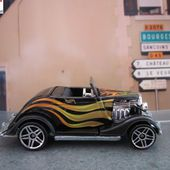 33 FORD ROADSTER HOT WHEELS 1/64 - FORD 1933 CABRIOLET - car-collector.net