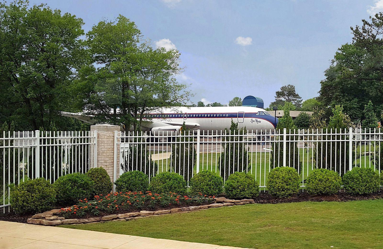 Graceland jet privé