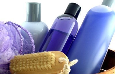 Recette Shampoing-Douche Maison