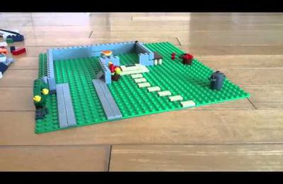 Lego minecraft 21137 the mountain cave lego speed build