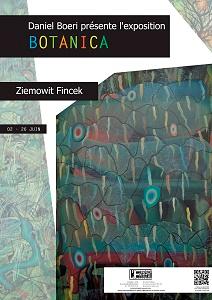 Monaco: Ziemowit Fincek : « Botanica » du 2 au 26 juin 2015, à L'Entrepôt