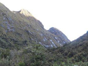La montagne parfaite ... dans les nuages