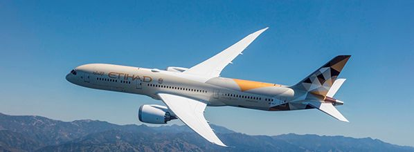 Etihad Airways to fly 787 Dreamliner to Jakarta and Maldives