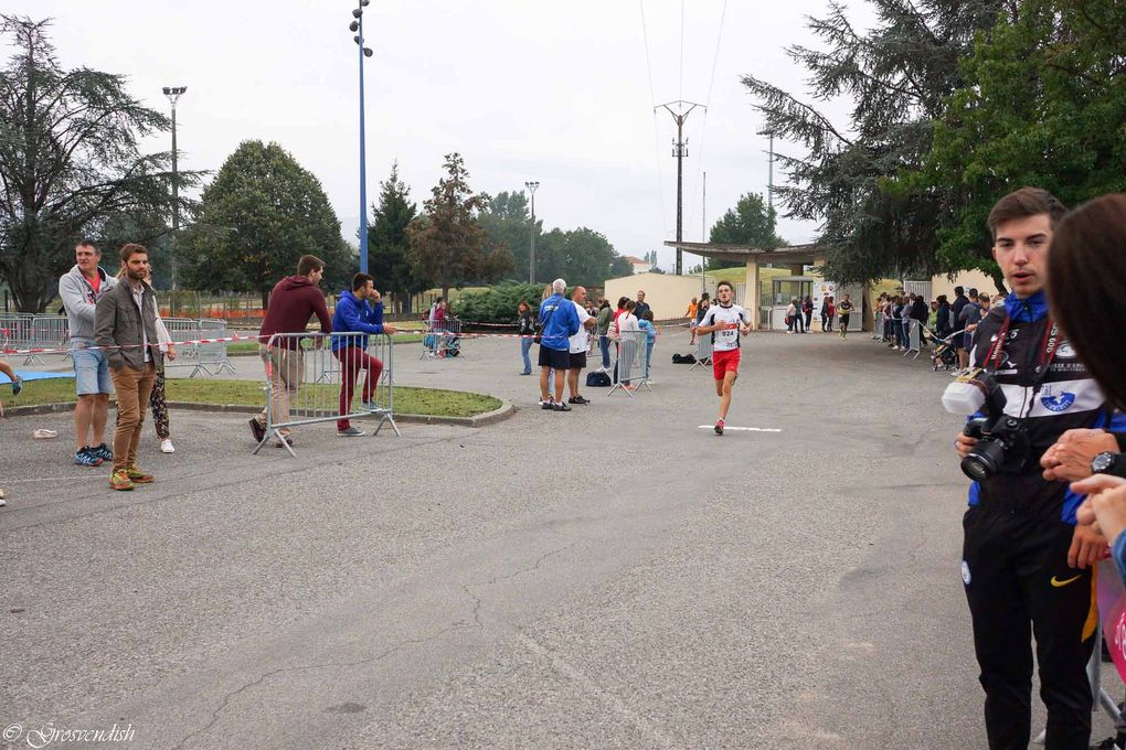 photos du triathlon de saint Gaudens S et relais