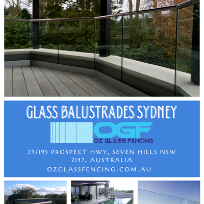 Explore the Common Usage of Glass Balustrades in Sydney