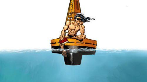 C'est pas l'homme qui prend la mer...