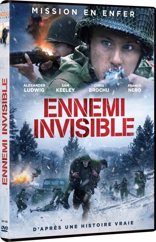ENNEMI INVISIBLE (BANDE-ANNONCE) avec Alexander Ludwig - En DVD et BLU-RAY le 6 janvier 2021
