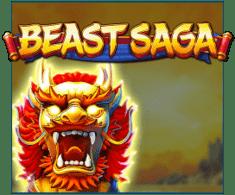 machine a sous Beast Saga logiciel Booongo