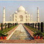 Le TAJ MAHAL, merveille de l'INDE - Images du Beau du Monde