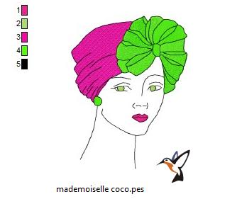 kdo du jour ... mademoiselle coco