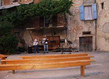 Cinq Trombonistes à Moriez