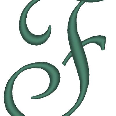 Lettres françaises: la lettre F
