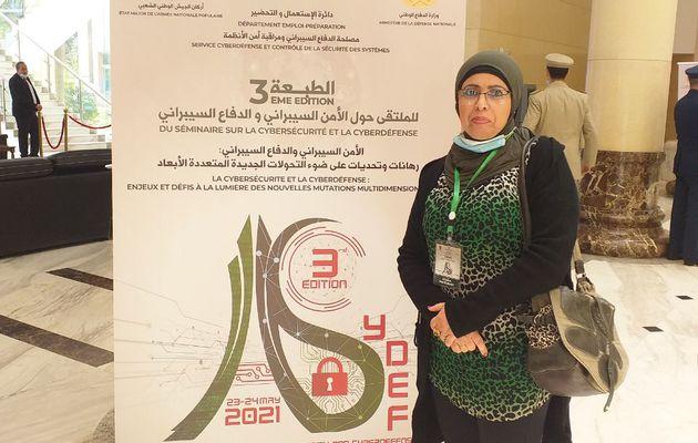 Participation au Séminaire Sur la Cybersécurité et Cyberdéfense