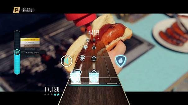 Deux fois plus de plaisir pour la saint valentin sur Guitar Hero TV ! #GHTV