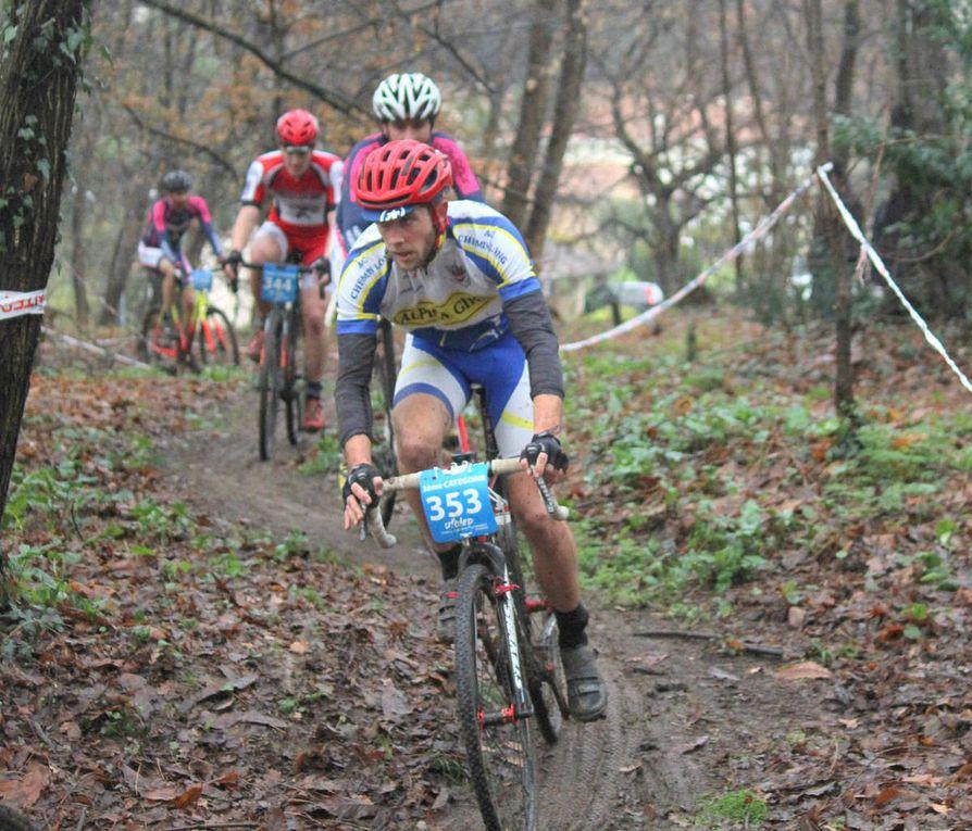 Nouvelle victoire de Camille en CycloCross !