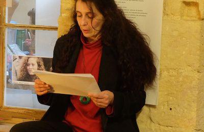 Lecture de Sauver la beauté par Sandrine Malika Charlemagne