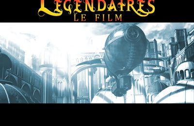 ALERTE : Un paysage et une vidéo pour Les Légendaires - Le Film !