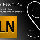 Lazy Nezumi Pro - Mouse and Pen Smoothing for PhotoShop and other Apps