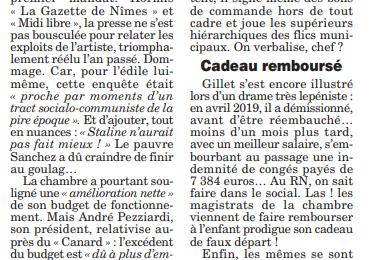 A Beaucaire, le lepénisme municipal fait rêver