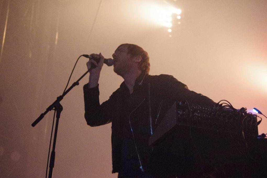 Album photos  Festival au Pont du Rock 2012    samedi 28 juillet
