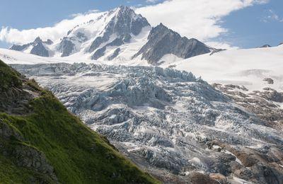 Le refuge Albert 1er : une porte d'entrée vers la haute montagne et les randonnées glaciaires