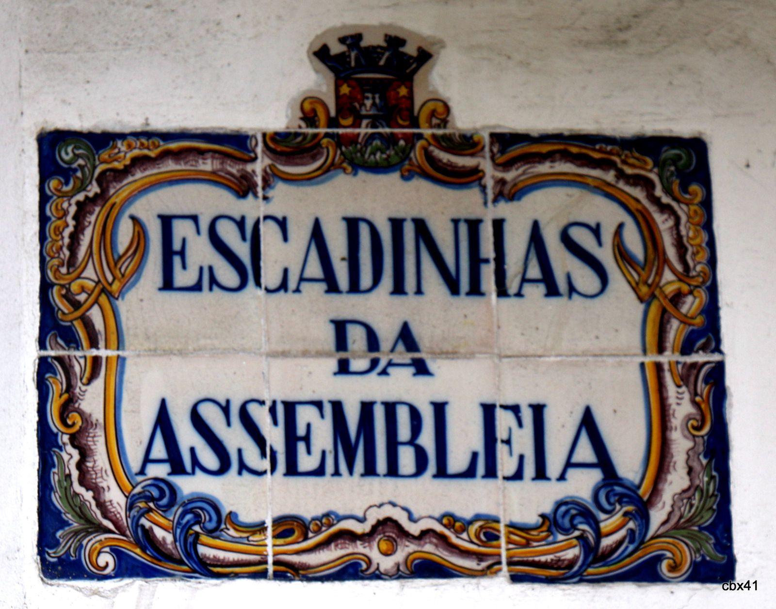 Maison décorée, Sintra (Portugal)