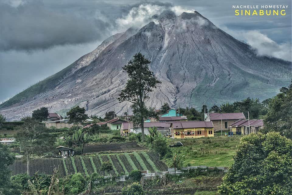 Sinabung - 12.19.2020 - photo Nachelle Homestay